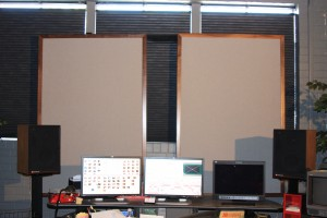 Middle/High Frequency Absorption Panels