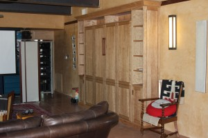 Murphy Bed Side Wall