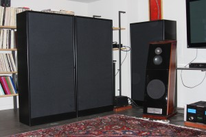 Diaphragmatic Absorbers In Listening Room