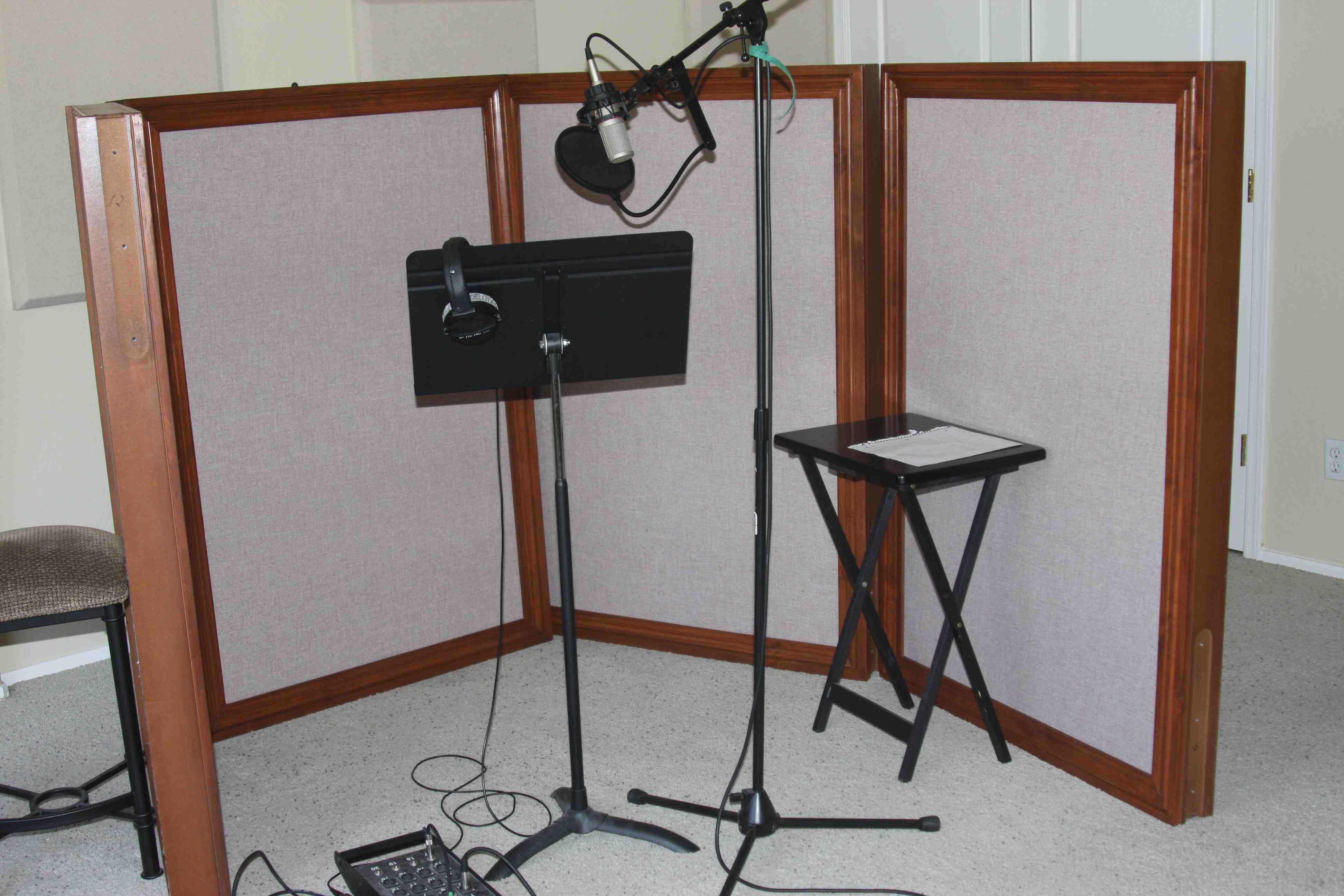 Diy Sound Absorption Panels