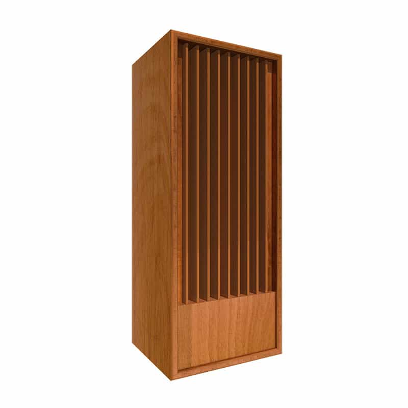 Quadratic Diffuser For Small Room