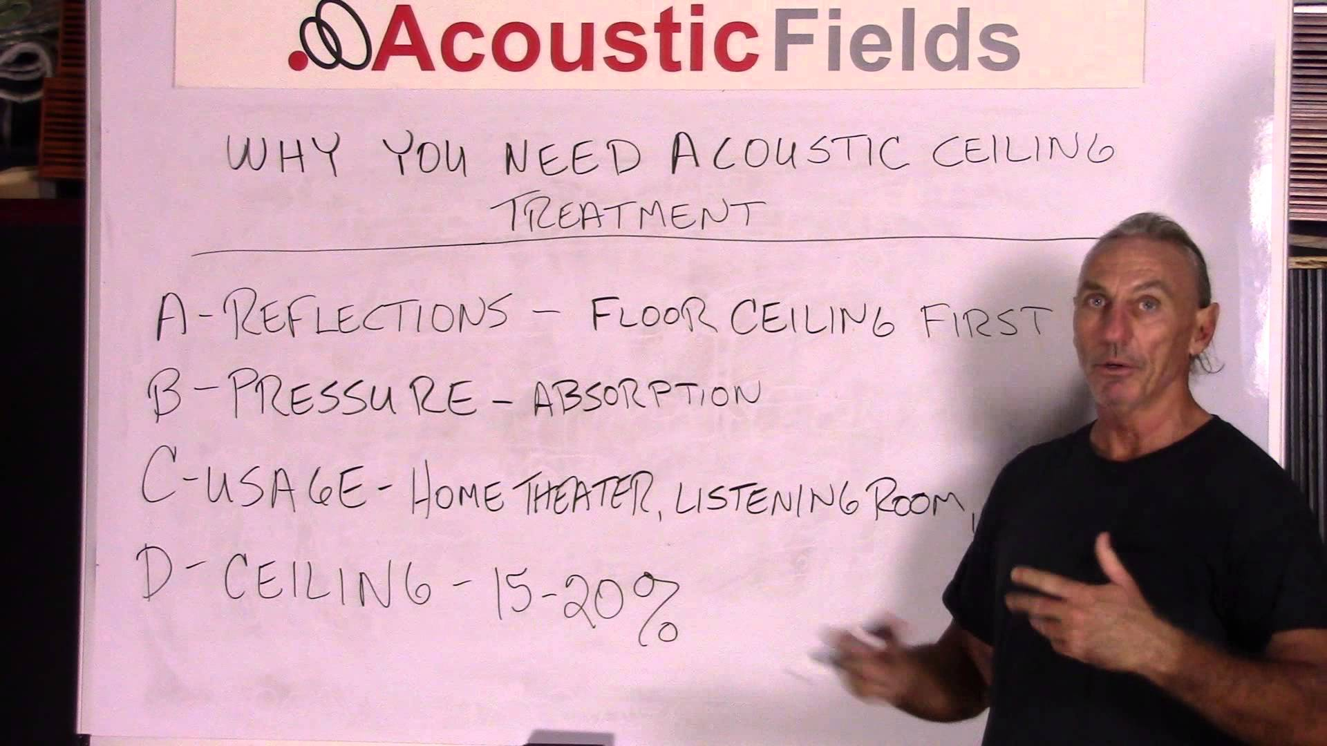 the importance of acoustic in sound Acoustic resonance analysis in manufacturing  acoustic resonance analysis for non-destructive testing of  the object's quality is assessed by the sound.