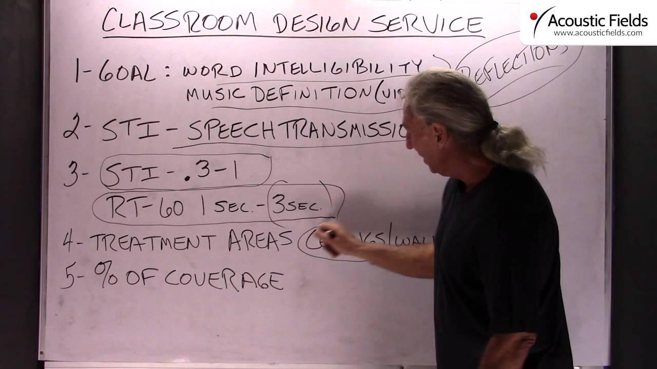 Classroom Design Service