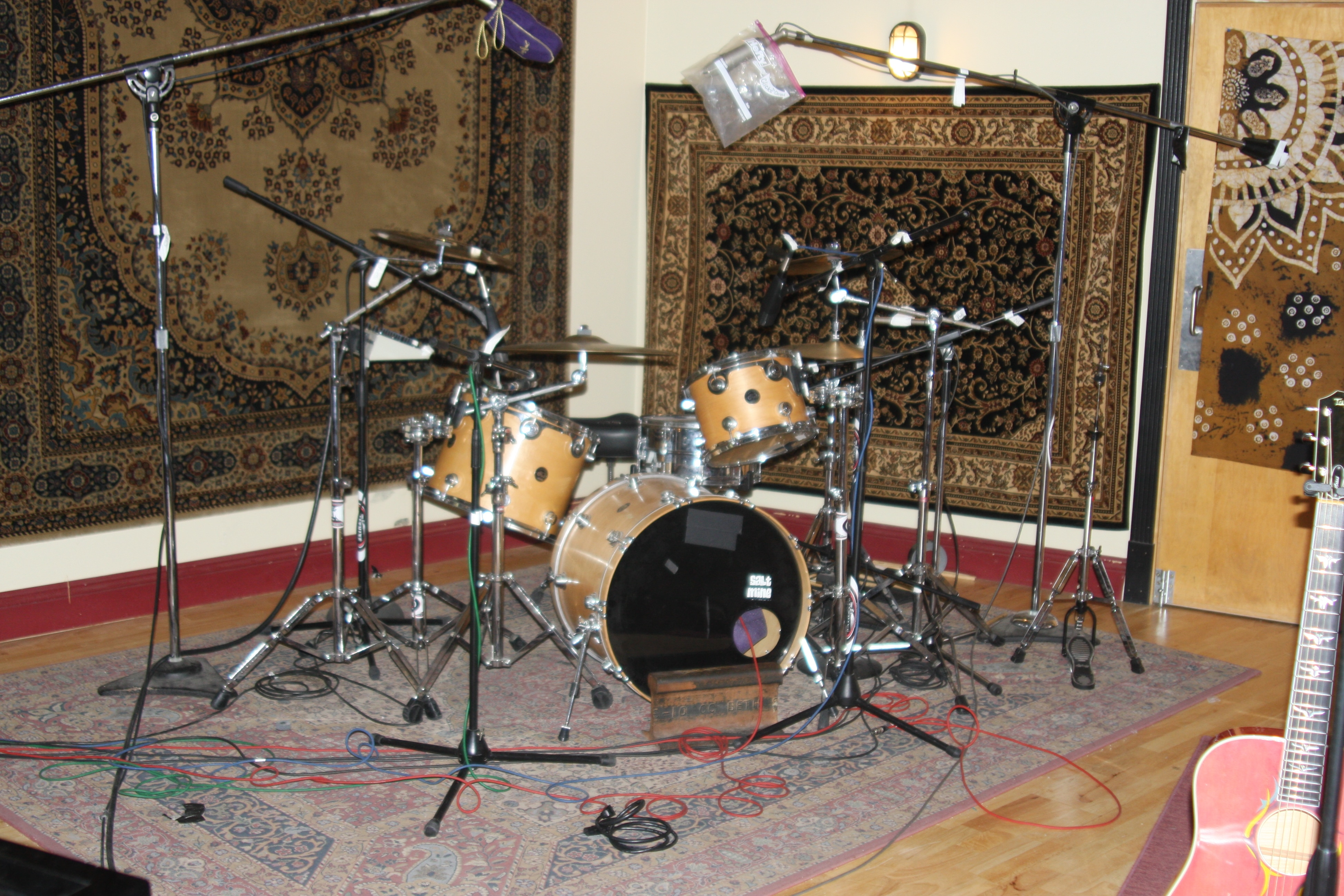 How To Soundproof For Drums Acoustic Fields