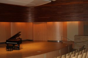 Stage Right / Piano Center