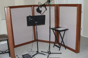Mono Recording Of Vocals
