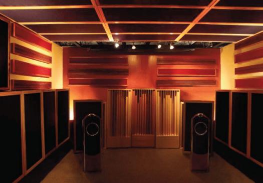 Listening Room Treatment