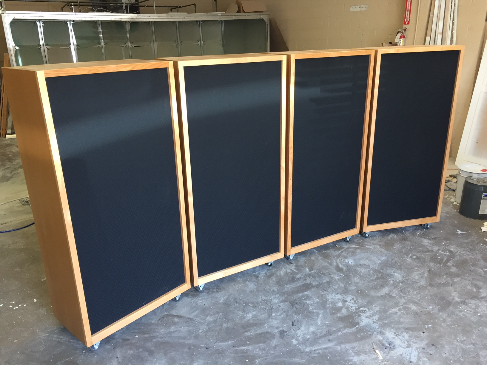 DIY Bass Absorbers And Diffusors