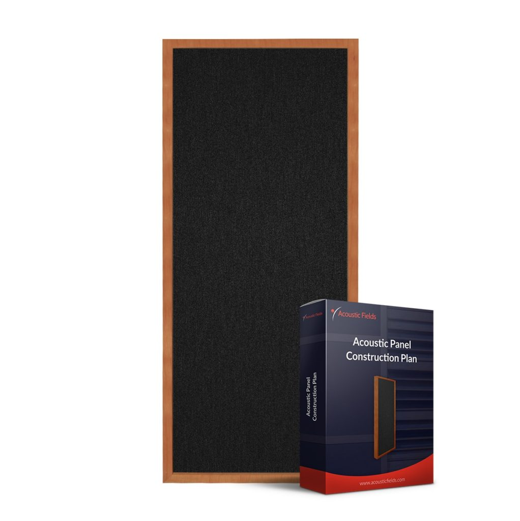 image of a Acoustic Panels DIY Plan