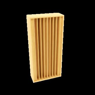 DIY QRD Acoustic Diffuser