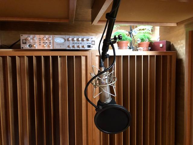 Quadratic Diffusion In Brenda's Vocal Studio