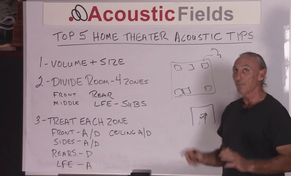 top 5 home theater acoustic tips