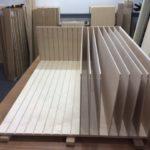 Acoustic Fields Diy Quadratic Diffuser Interior