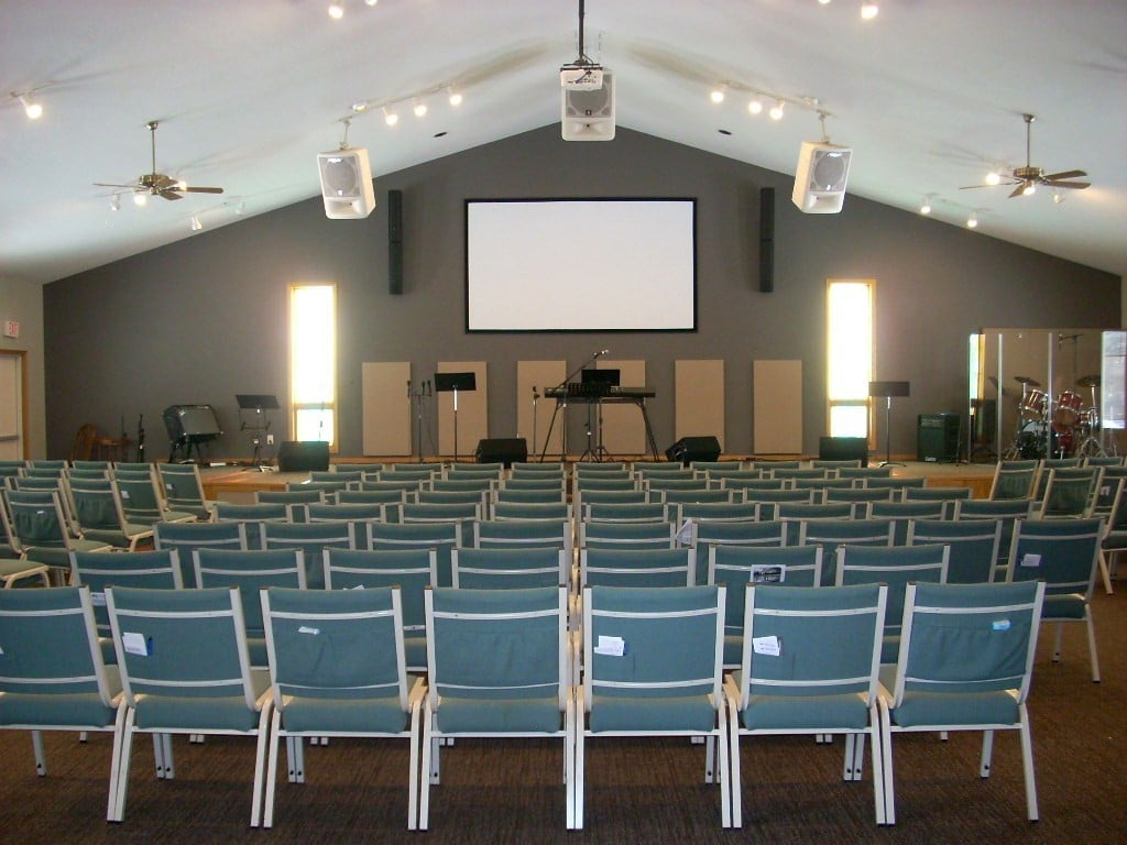 church-acoustic-treatment