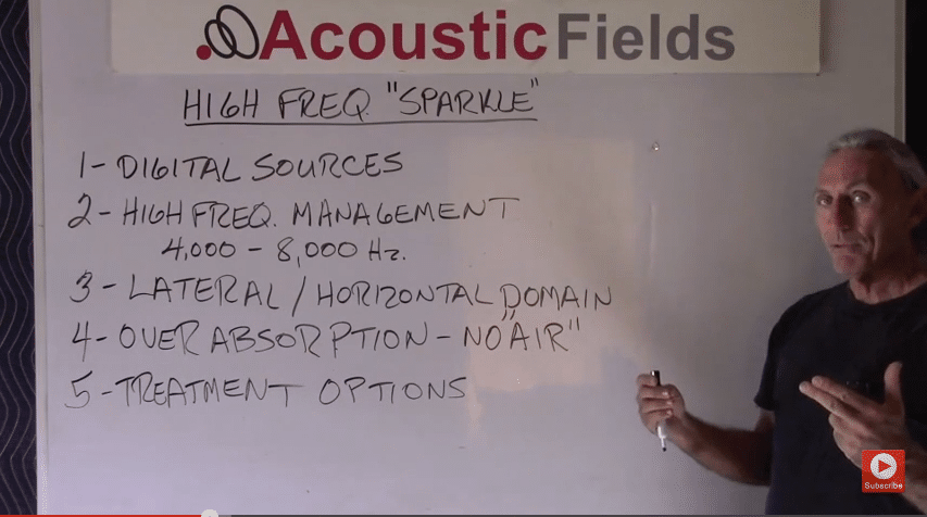 What is High Frequency Sparkle?