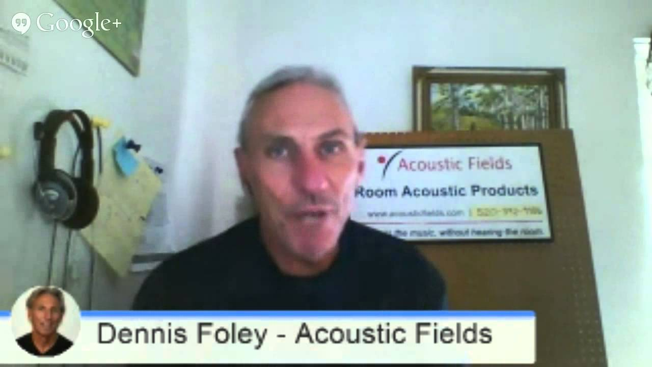 Acoustic Treatment Theory Explained