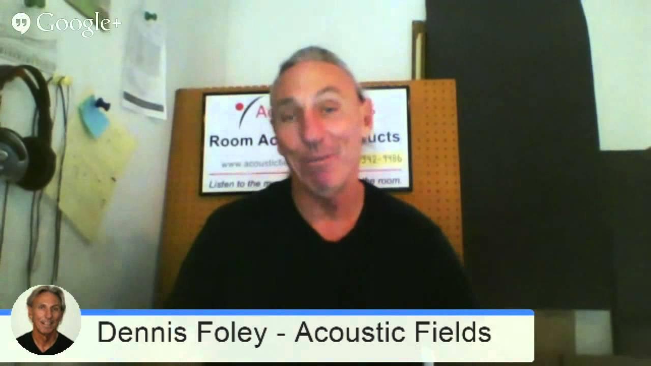 An Observation On Church Acoustics