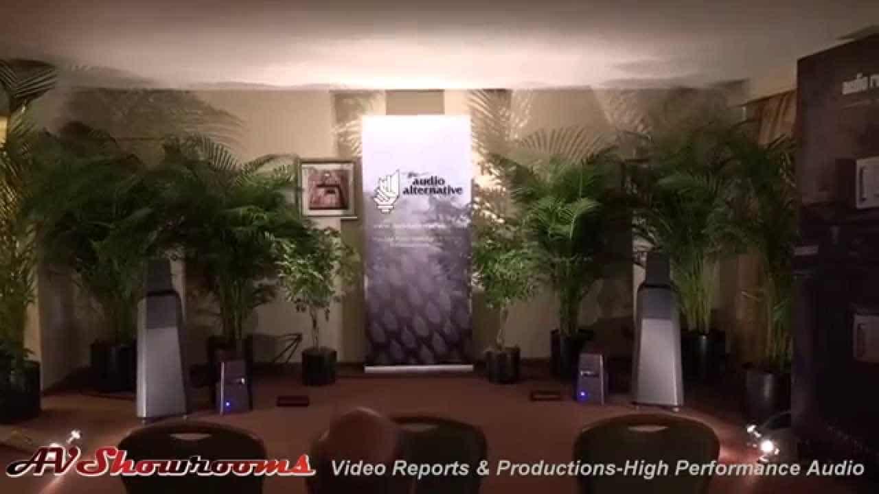 Audio Alternative Rm 2, Audio Research, Vandersteen Audio, AudioQuest, RMAF – YouTube