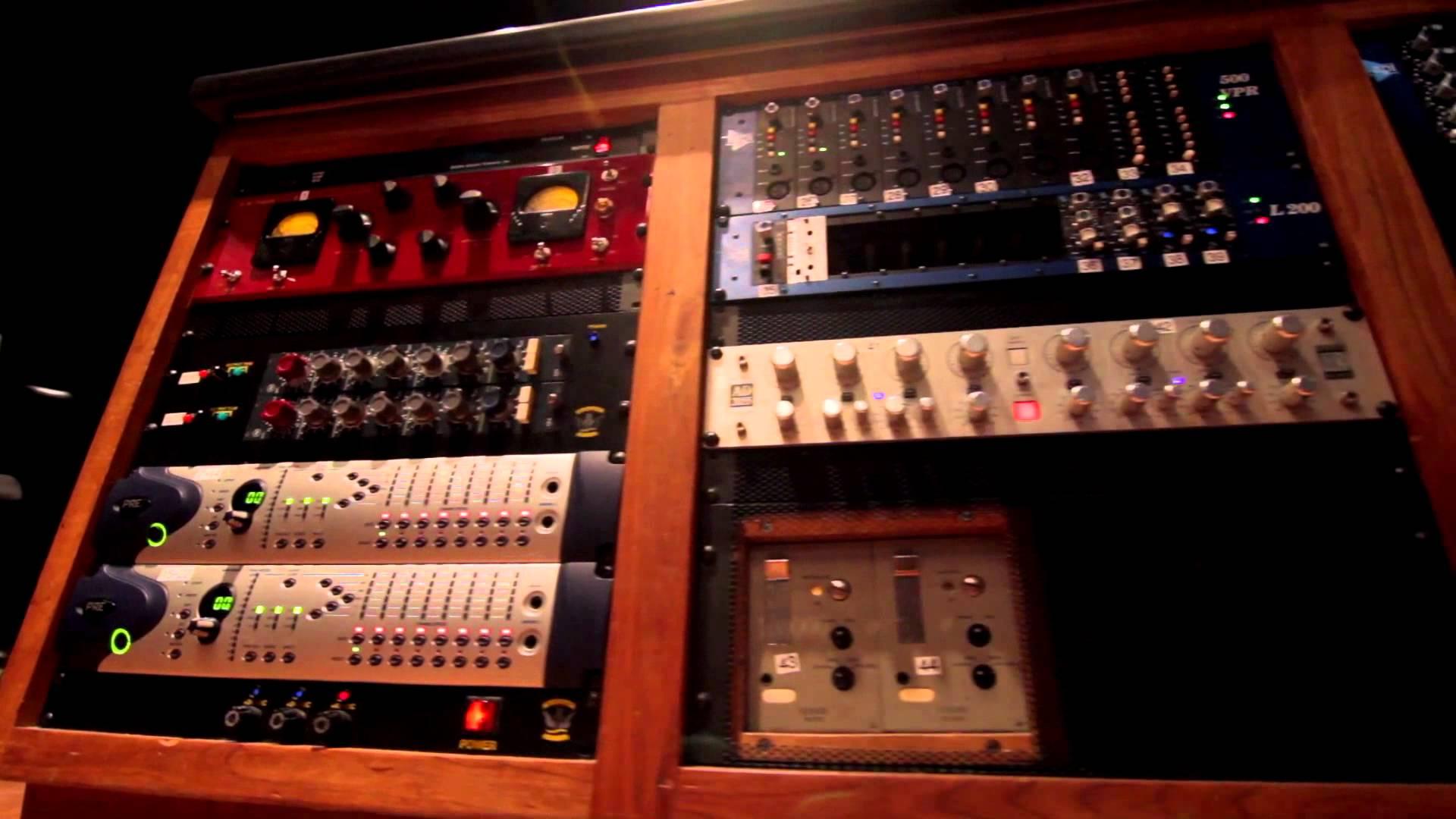 Audio Production & Engineering – Steve Hodge – YouTube