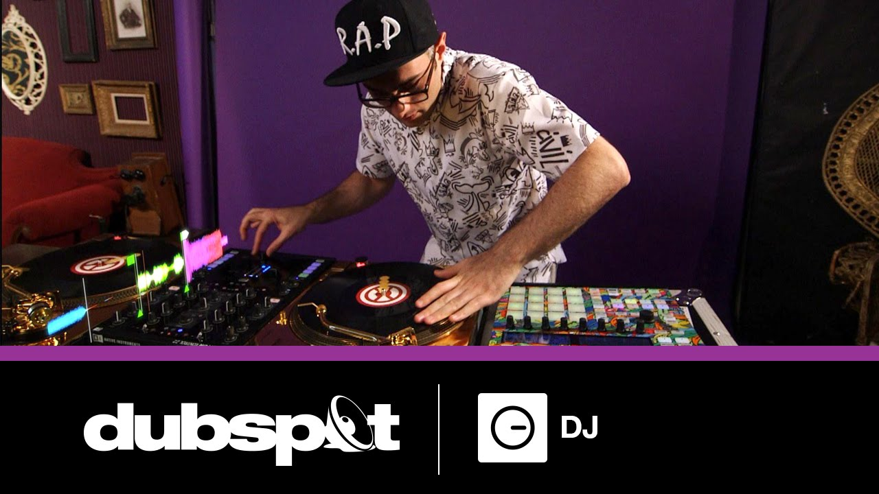 DJ Shiftee – 'Let It Be Known' Pt. 1: The Routine w/ Native Instruments Traktor and Maschine – YouTube