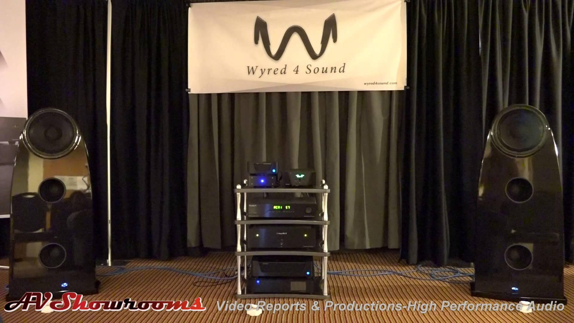 Emerald Physics, Wyred 4 Sound, SST Ampzilla, RMAF Gold Show Award – YouTube