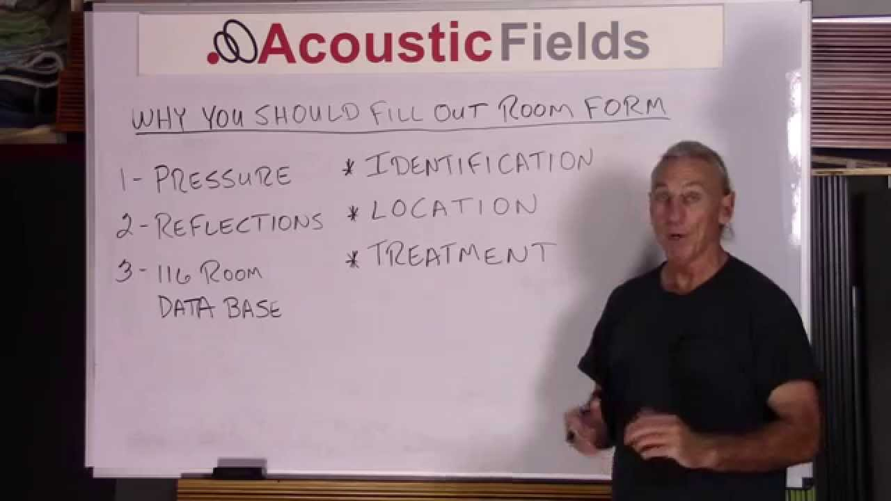 Free Room Acoustic Analysis Service