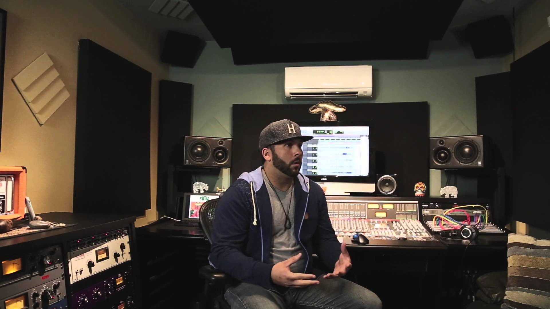 Make Your Mark With Jaron Luksa of The Rattle Room – YouTube