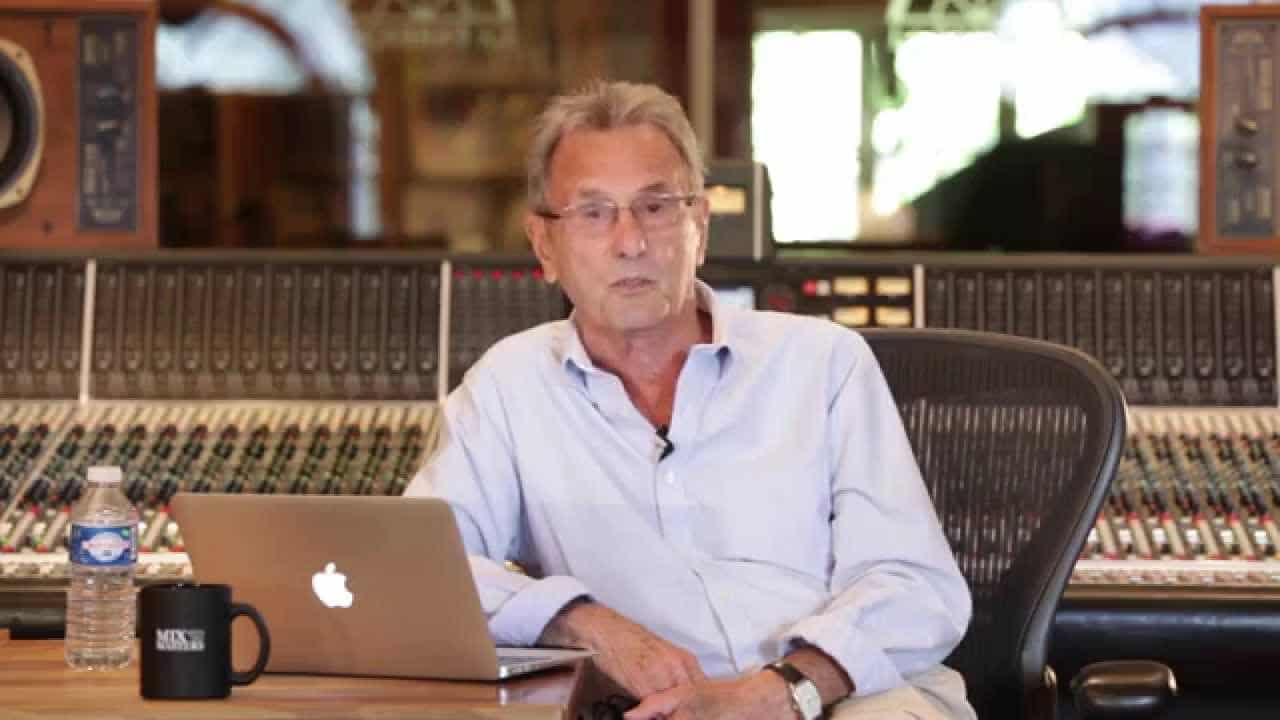 Mix With The Masters – Q&A with Al Schmitt – YouTube