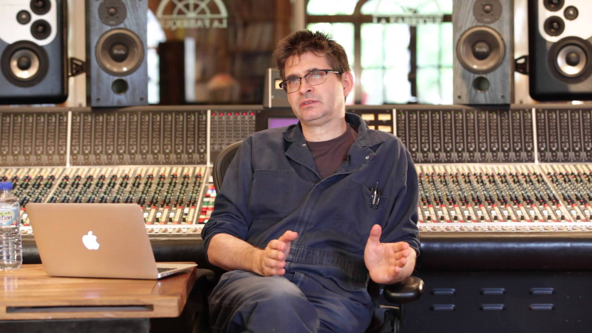 Mix With The Masters – Q&A with Steve Albini – YouTube