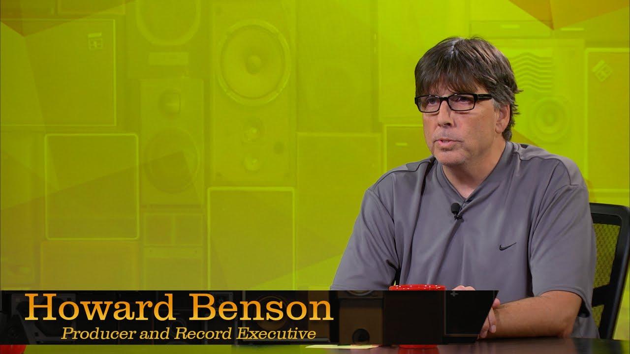 Producer Howard Benson – Pensado's Place #172 – YouTube