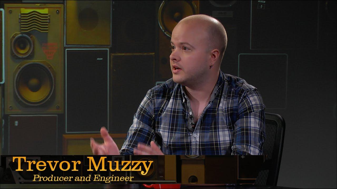 Producer/Engineer Trevor Muzzy – Pensado's Place #173 – YouTube