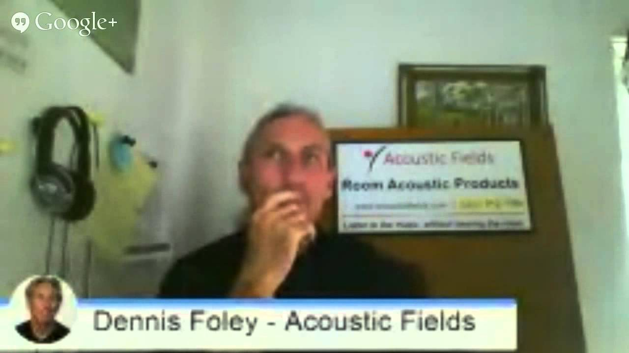 Recommended acoustic treatment for home studios explained