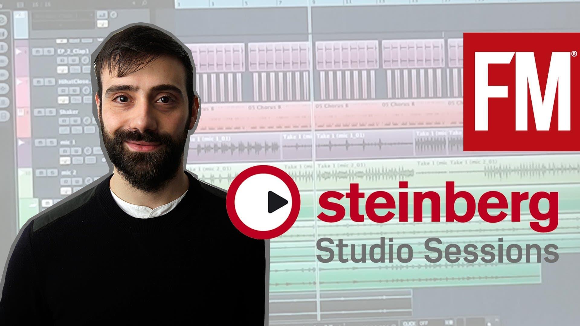 Steinberg Studio Sessions EP07 – Stefano Ritteri – YouTube