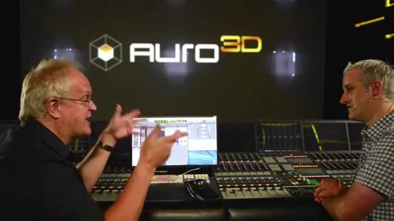 Using TC System 6000 & Exponential Audio Reverbs In Auro 3D – YouTube