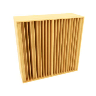 image of a sound diffuser diy kit qrd 23