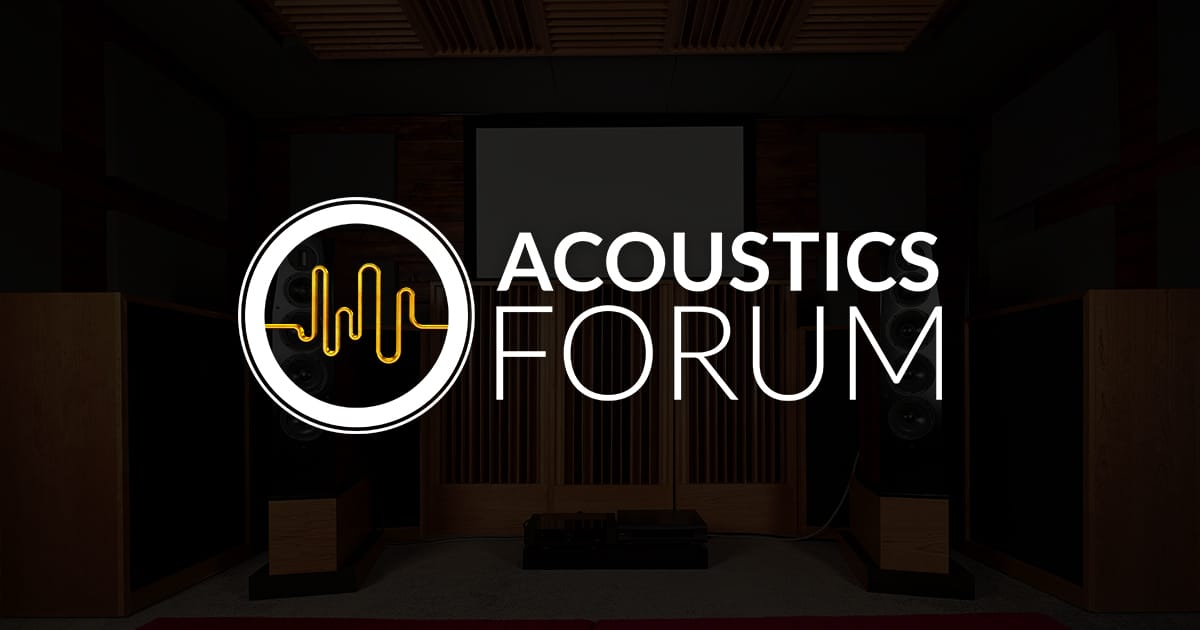 Here Are The Winners Of Our Acoustics Forum Raffle!