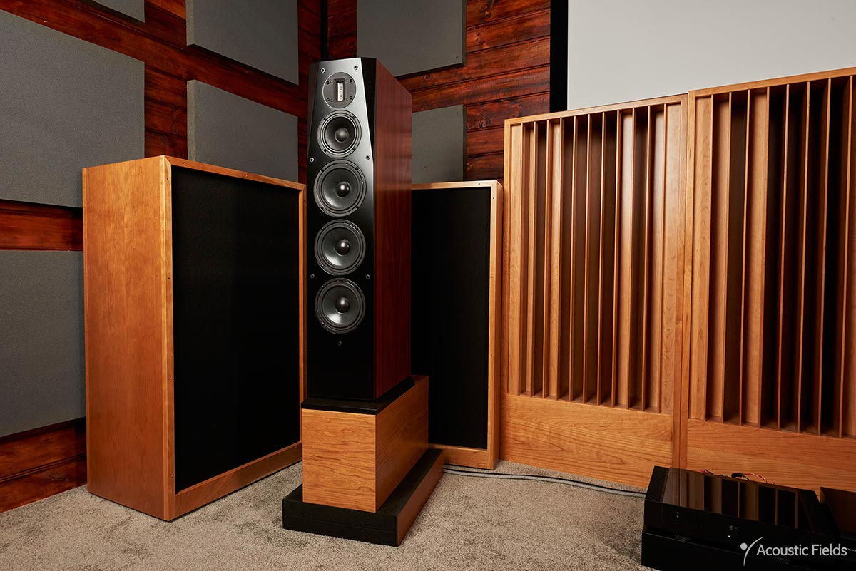 ACDA and speaker in home theater