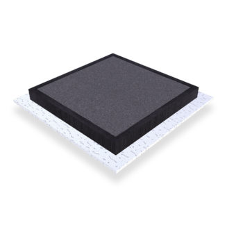 acoustic ceiling foam tile
