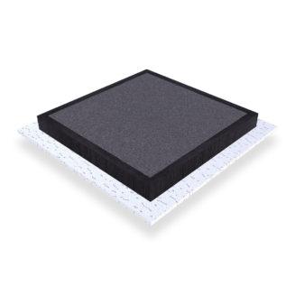 acoustic ceiling foam tile