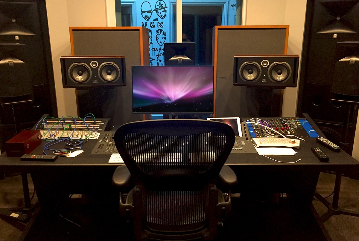 image of Hit Doctor Records Studios