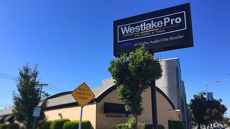 Westlake Pro goes All In on Atmos