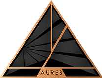 Logo of multi sensory venue Aures in London