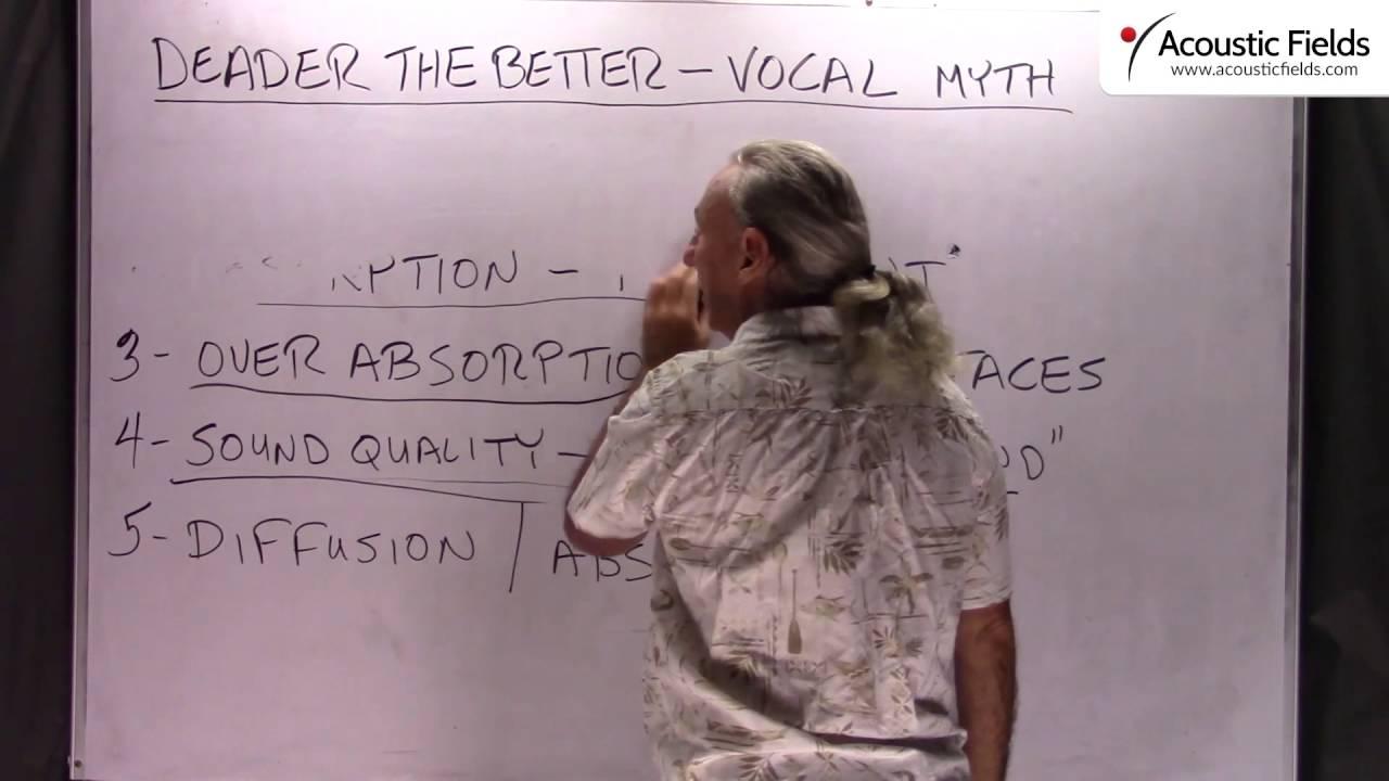 Deader the Better – Vocal Myth