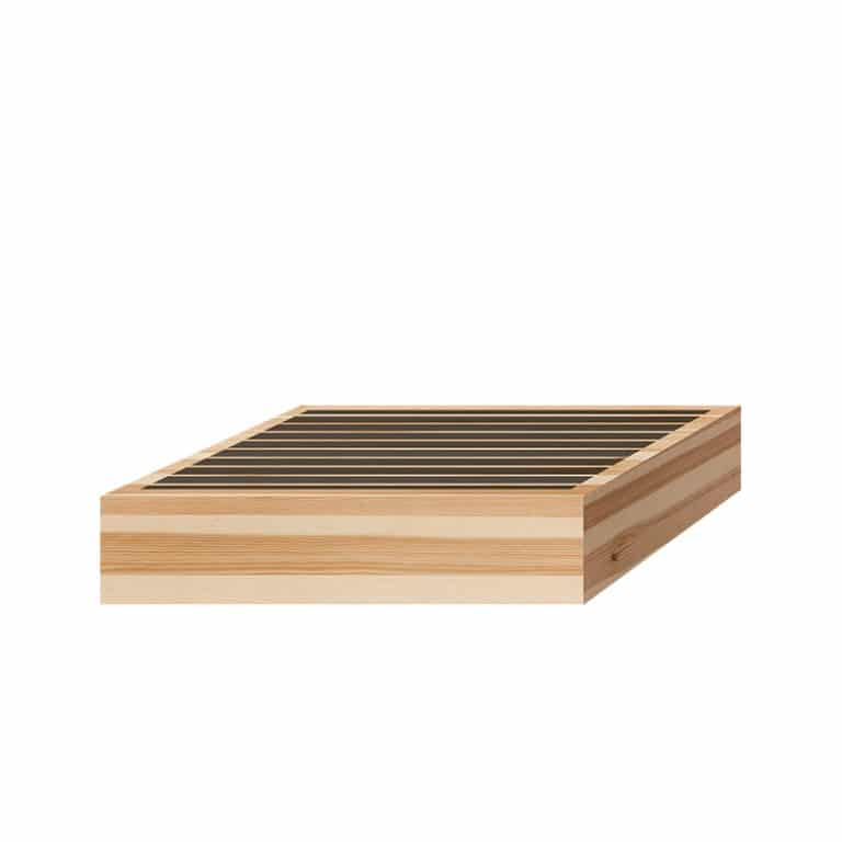 A Mockup of the Wooden Sound Diffuser P7