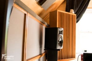 Acoustic Diffuser and Panels by Acoustic Fields