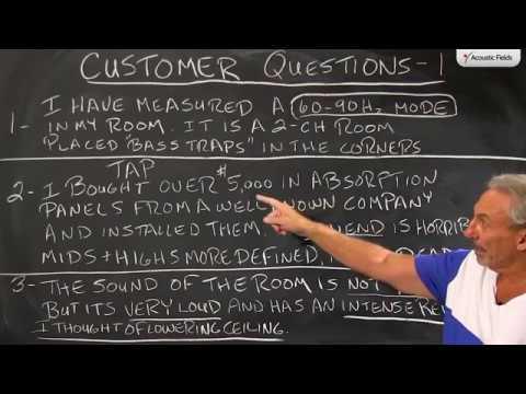 Customer Questions #1
