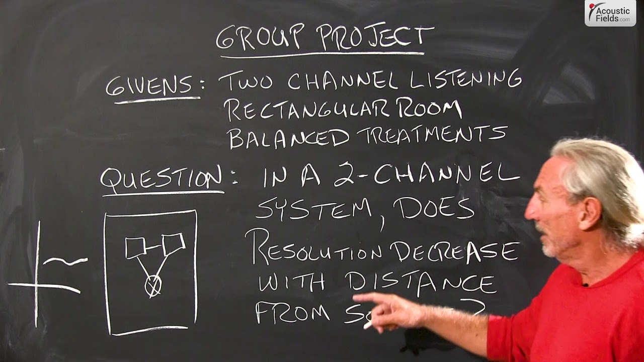 Acoustic Fields Group Project