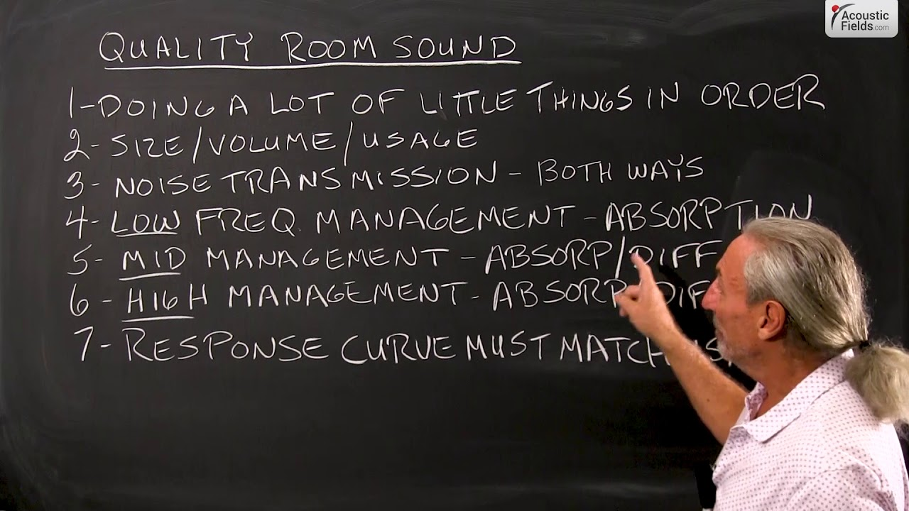 What Is Quality Room Sound?