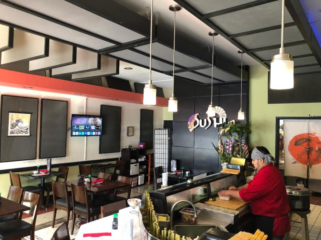 Acoustic Fields Treatment for how to soundproof a restaurant