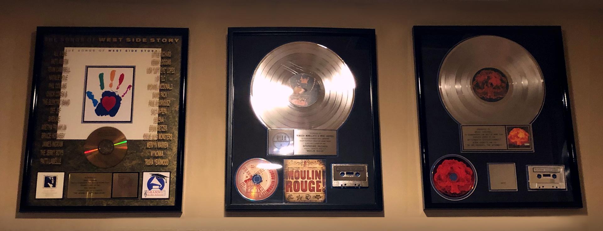 Brad Haehnel various awards for work in film.